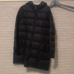 Michael Kors Packable Down Fill Coat